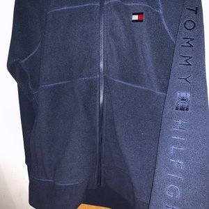Tommy Hilfiger Navy Blue hoodie size m